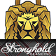 Lion Security logo - GraphicRiver Item for Sale