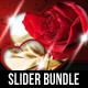 2 in 1 Valentines Day Slider Bundle - GraphicRiver Item for Sale