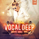 Vocal Deep - PSD Flyer - GraphicRiver Item for Sale