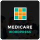 Medicare - Medical and Health Responsive WordPress Theme - ThemeForest Item for Sale