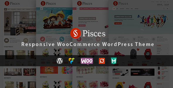 VG Pisces – Responsive WooCommerce WordPress Theme