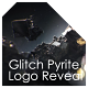 Glitch Pyrite Logo Reveal - VideoHive Item for Sale