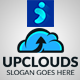 Upclouds Logo - GraphicRiver Item for Sale