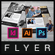 Corporate Business Flyer Template I Indesign I Illustrator I Photoshop - GraphicRiver Item for Sale