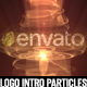 Logo Intro Particles - VideoHive Item for Sale