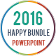 Happy Bundle 2016 - GraphicRiver Item for Sale
