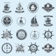 Set of Vintage Nautical Labels - GraphicRiver Item for Sale