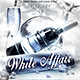 White Affair Flyer - GraphicRiver Item for Sale