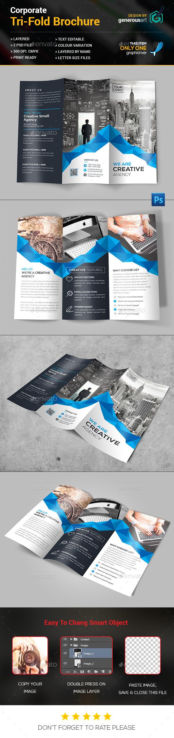 New_Tri-Fold Brochure - Corporate Brochures