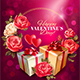 Valentines Card - GraphicRiver Item for Sale