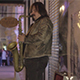 Street Saxophonist Pack - VideoHive Item for Sale