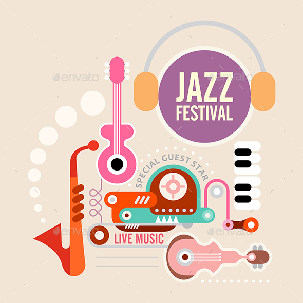 Music Festival - Miscellaneous Vectors