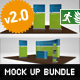 DOA Mock Up Bundle 01 - GraphicRiver Item for Sale