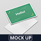 A6 Postcard / Flyer Mockup - GraphicRiver Item for Sale