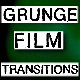 Grunge Film Transitions - 43