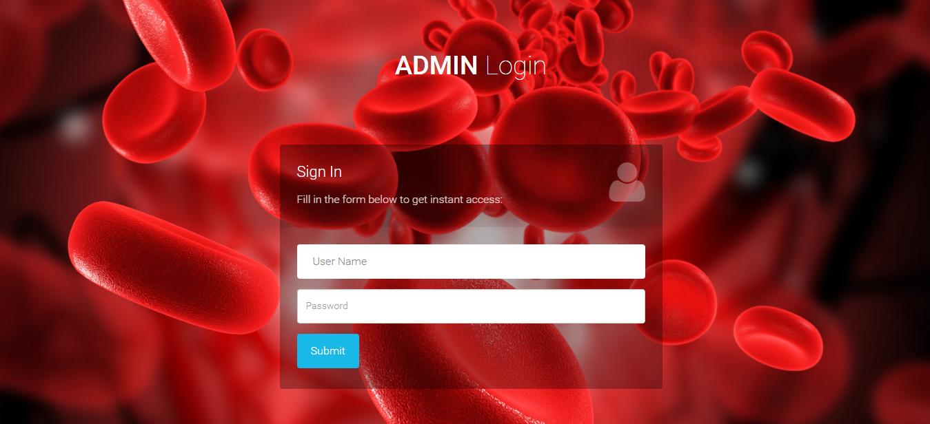 Eblood Online Bloodbank Amp Donor Management System By