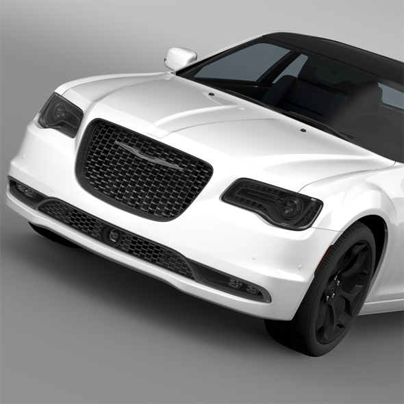 Chrysler 300S AWD LX2 2016 - 3DOcean Item for Sale