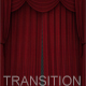 Realistic Red Curtain Transition - VideoHive Item for Sale