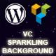 VC Sparkling Background