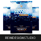Passion Worship Conference 2016 - GraphicRiver Item for Sale
