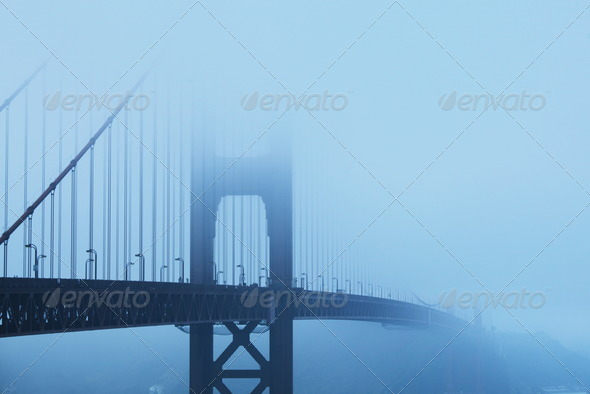 Gold gate - Stock Photo - Images