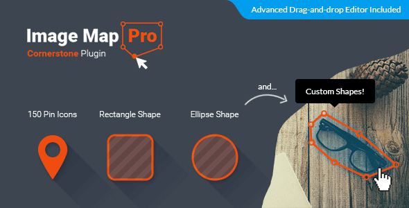 Image Map Pro for Cornerstone - Interactive Image Map Builder - CodeCanyon Item for Sale