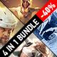 4 Elements Bundle - GraphicRiver Item for Sale