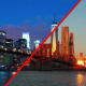 Dawn over Manhattan - VideoHive Item for Sale