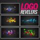 Shape Logo Revelers - VideoHive Item for Sale