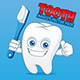 Tooth Mascot Pack - GraphicRiver Item for Sale