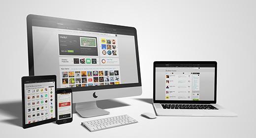 Apps, Promo, Web