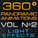 "360º Panoramic Animations Vol 2 - ""Light Effects"" - VideoHive Item for Sale"