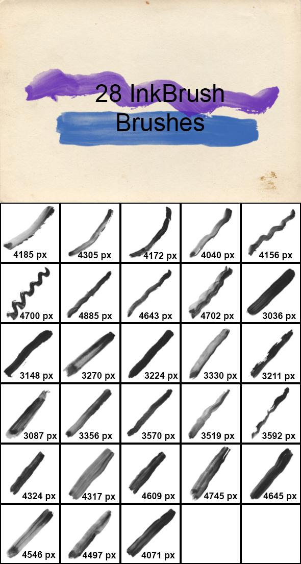 InkBrush - Artistic Brushes