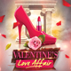 Valentine's Love Affair Flyer - GraphicRiver Item for Sale