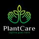 Plant Care Logo - GraphicRiver Item for Sale