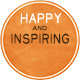 Happy and Inspiring