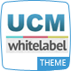 UCM Theme: White Label Nulled