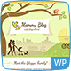Mommy Blog WordPress Nulled