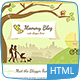 Mommy Blog HTML - Including Shop & Blog Layout  - ThemeForest Item for Sale