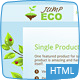 Jump Eco HTML - Slider - Single product shop Nulled