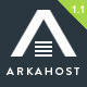 Arka Host - Responsive Hosting & Corporate Theme - ThemeForest Item for Sale