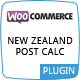 WooCommerce New Zealand Post Shipping Calculator - CodeCanyon Item for Sale