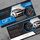 Multi Purpose Gift Voucher - GraphicRiver Item for Sale