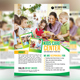 Kids Care Flyer