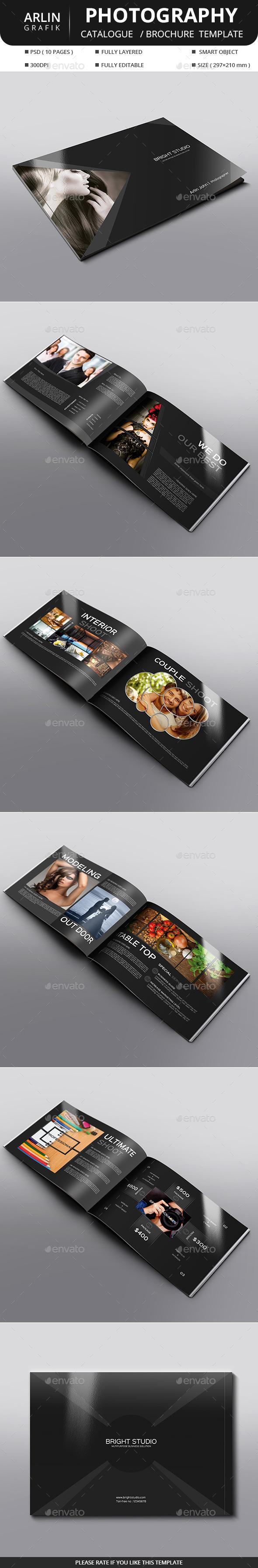 Photography Brochure - Portfolio Brochures
