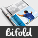 Modern Bifold Brochure Catalog Indesign Template - V1 - GraphicRiver Item for Sale