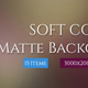 15 SoftColor Matte Backgrounds - GraphicRiver Item for Sale