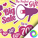 Big Sale Promo Valentine´s Dy - GraphicRiver Item for Sale