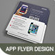 App Flyer Template - GraphicRiver Item for Sale