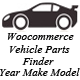 WooCommerce Vehicle Parts Finder - Year/Make/Model